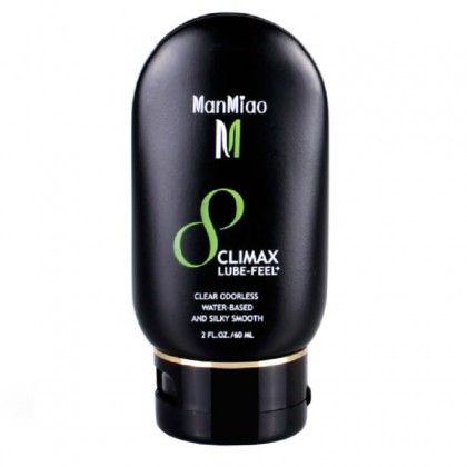 ManMiao Climax Water-based Lubricant 60ml Original Water Based Vagina Lubricant Gel Sex Oral Body Massage Oil Masturbation Lubricant For Couples Oil Minyak Pelincir