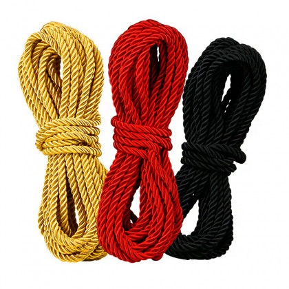 MIZZZEE Tied Rope Bondage Sex 10M SM Bondages Rope Long Thick Soft Body Tied Ropes SM Slave Game Restraint Products Adult Sex Toys for Couples Toys Alat Seks SM