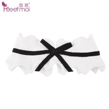 FEE ET MOI Cosplay Sexy Maid & Cute Animals Girl Costume White Sexy Lingerie Cute Cosplay Costumes Charming Nightdress Babydoll Nightwear Sexy Sleepwear Free Size For Women Transparent Dress Elasticity